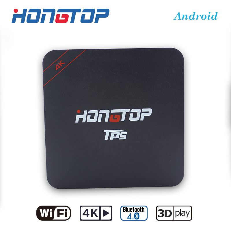 Android 6.0 marshmallow tv box TP5 Pro Amlogic S905X 2G 16G Quad Core TV Box