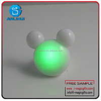 Custom Promotional LED Finger Ring Flashing party Finger Light