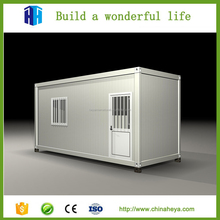 ISO container ready made hotel rooms prefab apartment building