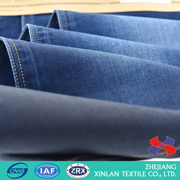 Polyester cotton blended twill fabric for making pants