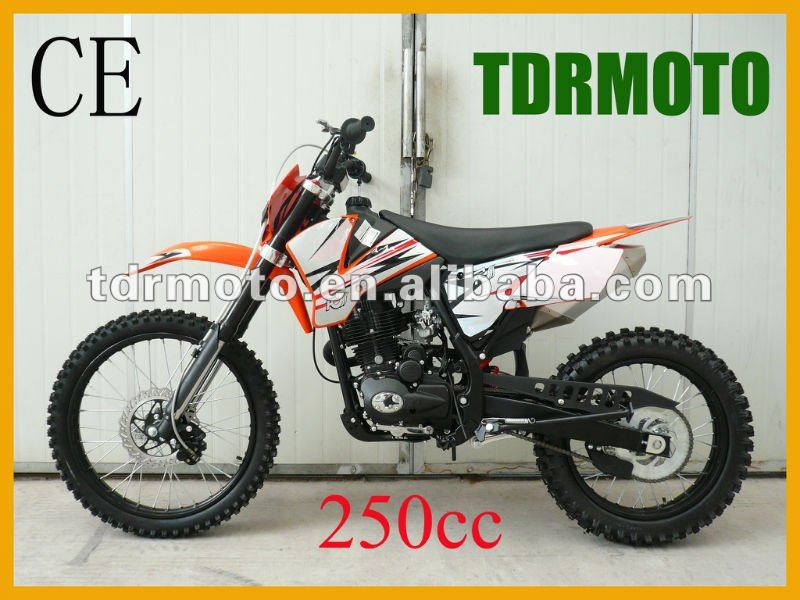 2014 NEW 250CC Dirt Bike Pitbike Motocross Motorcycle KTM85 Big Foot Wheel Xmoto Racing Off Road 4 stroke Shineray