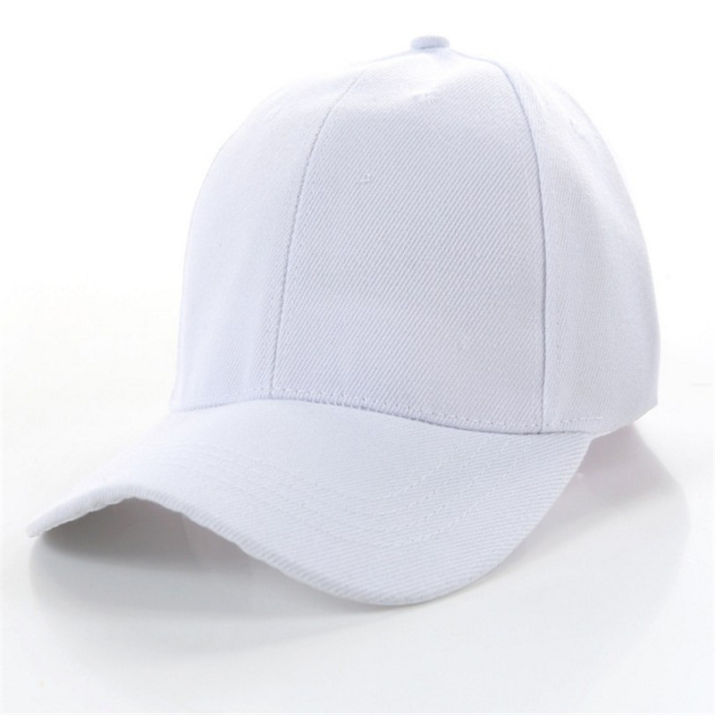 Promo fashion custom cotton 6 panel sample free baseball caps