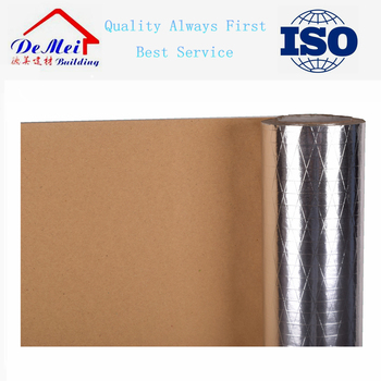 heat- sealing aluminum foil scrim kraft facing