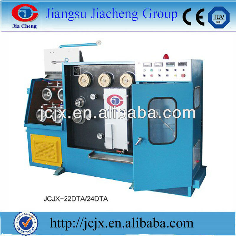 Copper Wire Production Line/electrical Cable Manufacturing Machine