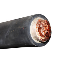 High strength Super flexible 150mm2 copper conductor silicon insulated cable