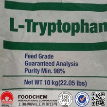 Feed Additive L Tryptophan 98%