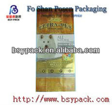 big dog food exporting pet feed bag dog feed bag