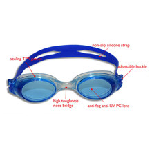 Best gift promotional swim goggles underwater glasses