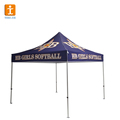 Custom shade waterproofing temporary work tent