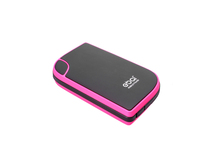Support OEM colorful travel power bank 10400mah portable battery charger power pack with ce/rohs/fcc approval