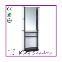 2015 styling mirror station hairdressing mirrors stations commercial styling stations