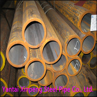 ERW Building Material ASTM1020 1045 Hydraulic