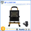Outdoor portable 20w 30w working led rechargeable flood light