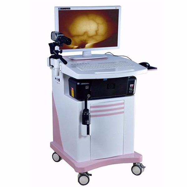 Breast thermography, Portable Infrared breast examination system