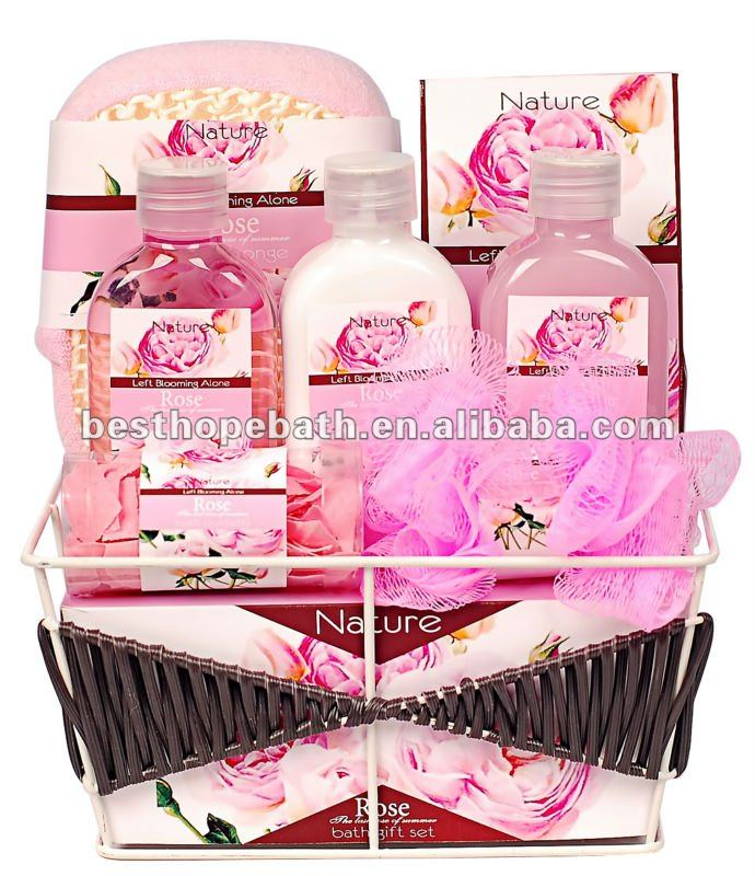 Romantic Bath Spa Gift Products Set