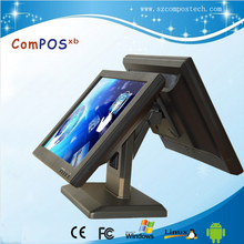 "cheap Touchscreen 15"" touch screen monitor for pos system (built-in PC optional)"