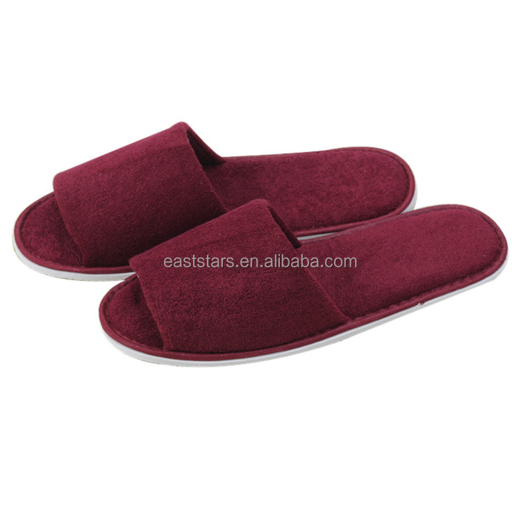 Hot sale cheap disposable paper slipper disposable spa slipper