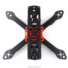 Drone Parts and Accessories Popular Martian II RX220 Carbon Fiber bmx Frame FPV Racing Drone Frame Quadcopter Frame