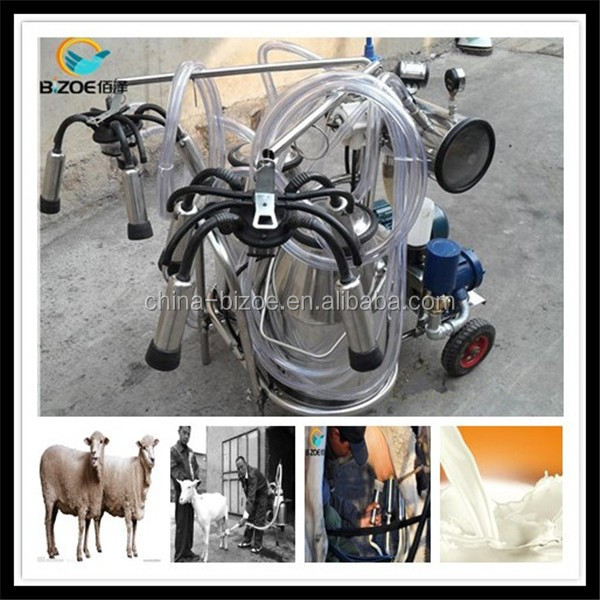 delaval portable machine