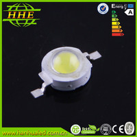 Examples manufactured goods led high power 3w white
