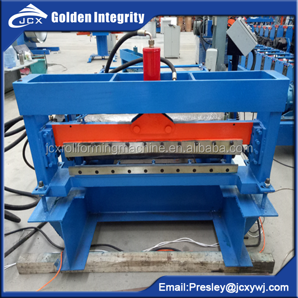 Leveler Feeder and Decoiler Metal Processing Machinery