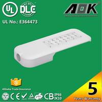 50w LED mini solar lamp 120LM/W IP66 IK10 with 5 years warranty