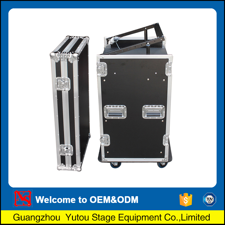 New coming environmental mixer combo rack cases