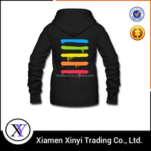 Factory Price Custom 100% cotton mens korean cute hoodie