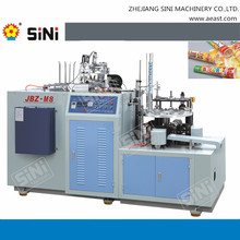 SINI cup long drink ice cream cup disposable paper cup machine