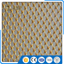 Faraday cage shielding red copper/wire mesh gasket copper wire mesh