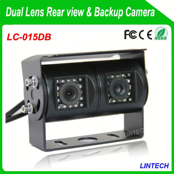 China supplier dual lens license plate ir led for trucks