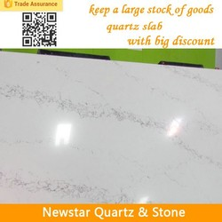 Newstar Quartz Wall Panel Artificial Quartz Slab