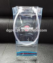 China Manufacturer Promotional PVC PVC Ice bag,Wine Bag