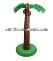 Large inflatable Palm tree decoration,fake model inflatable palm tree, PVC palm tree model
