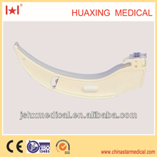 disposable High Quality mccoy Fiber Opticflexible price of laryngoscope setscope