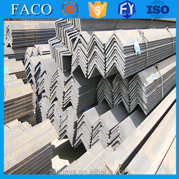 Fangya Angle Steel ! steel angle bar hot rolled high quality bulb angle steel