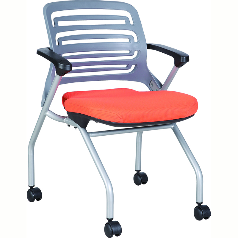 School Training Writing Pad Student Folding conference chair