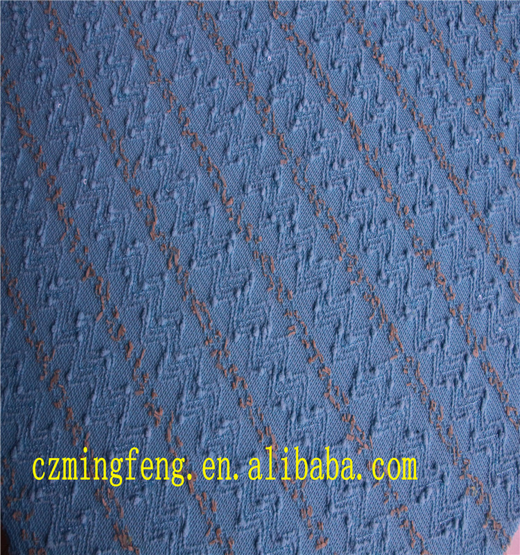 China 100 Polyester Afican Sample Lace Knit Fabric For Dress