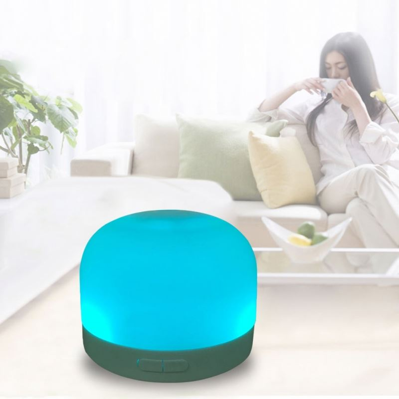 2016 cordless aroma diffuser wireless aroma diffuser Computer Portable Mini Ultrasonic Cool Mist battery operated humidifier