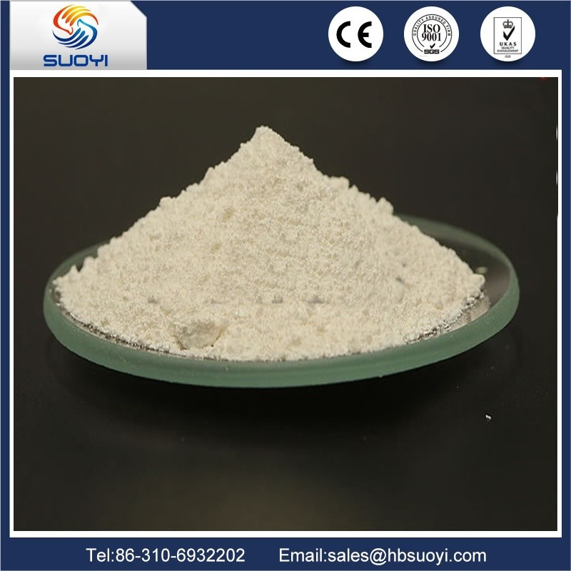 2017 5N Terbium fluoride TbF3 CAS NO.13708-63-9