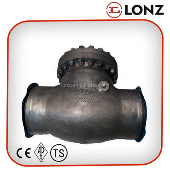 API WCB/Stainless Steel/CF8 Flanged Non-Return Valve