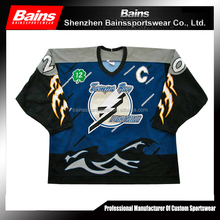 Lightweight Customized team set hockey jerseys china/beer league hockey jerseys