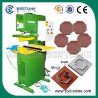 block stone stamping machine with different models CP-90