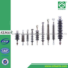 Electrical High Voltage Composite Polymeric Suspension Insulator 10kV