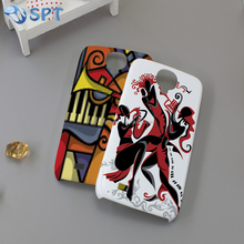 3D sublimation blanks cover case for samsung S4