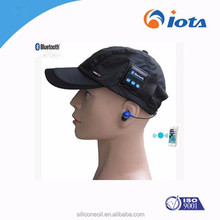 fashinable new trend custom IOTA B-004 Bluetooth Visor with invisible bluetooth earphone