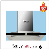 island best selling high rate of smoke exhausting range hood