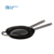 Pre-Seasoned Stir Frying Pan Light 10-Inch Cast Iron Skillet With Helper Handle