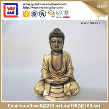 Popular High Grade Wholesale Resin Figurine Buddha Sculpture