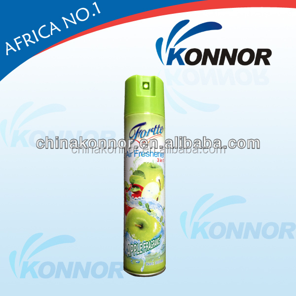 Spray Shape and Eco-Friendly Stocked Feature Spray Auto Air Freshener